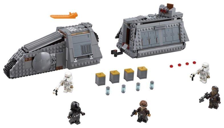 LEGO Star Wars 75217 - Conveyex Transpor Impéria