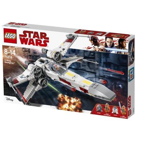 LEGO Star Wars 75218 - Stíhačka X-wing Starfighter