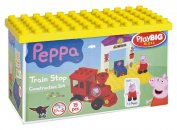 Big PlayBig Bloxx - Peppa Pig - Železniční zastávka