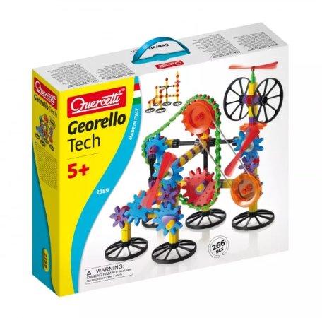 Quercetti Georello Tech - 266 dílků