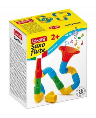 Quercetti Saxoflute - 16 dílků