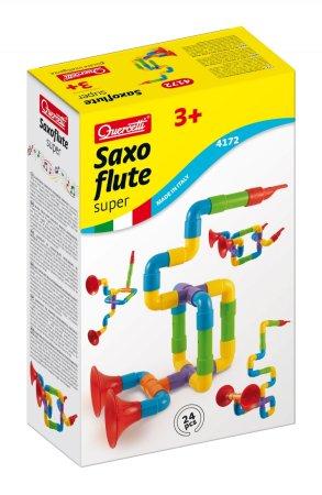 Quercetti Saxoflute Super - 24 dílků
