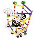 Quercetti Migoga Marble Run Double Spiral - 111 dílků