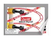 Quercetti Roller Coaster Mini Rail - 150 dílků