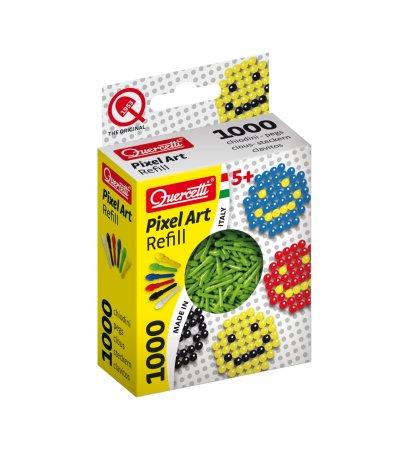 Quercetti Pixel Photo Art 1000 - zelená