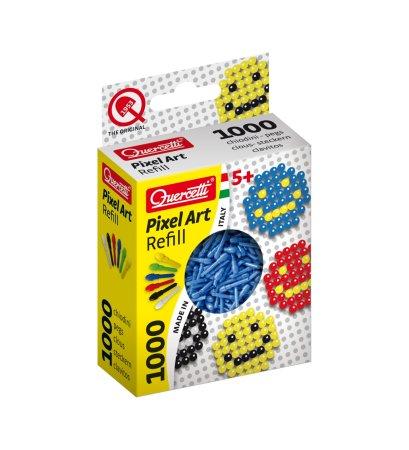 Quercetti Pixel Photo Art 1000 - modrá