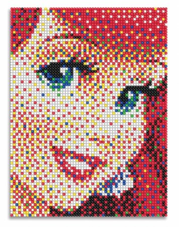 Quercetti Pixel Photo - Princess