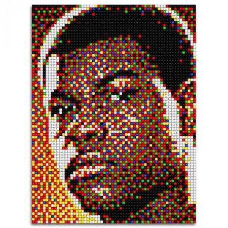 Quercetti Pixel Art 4 Star Wars - Finn