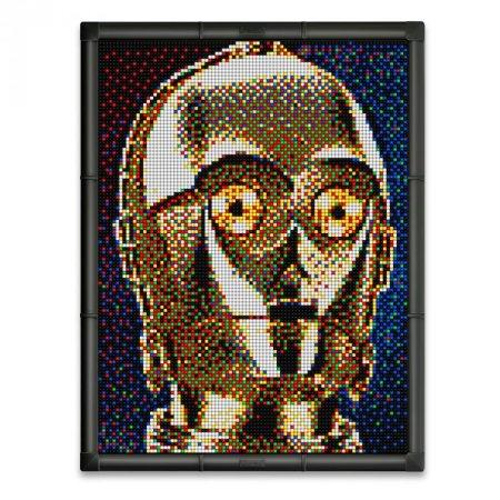 Quercetti Pixel Art 9 Star Wars - C-3PO