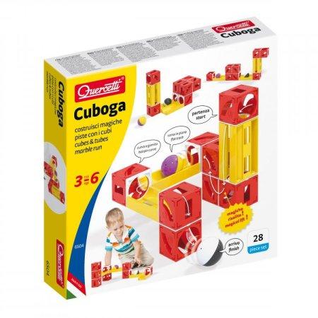 Quercetti Cuboga Basic - 28 dílků