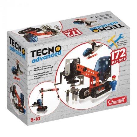 Quercetti Tecno Advanced - 172 dílků
