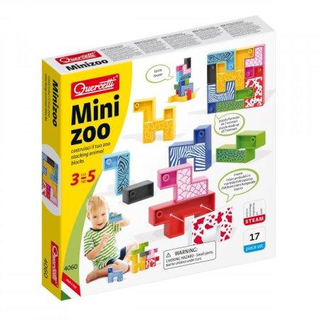Quercetti MiniZoo - 17 dílků