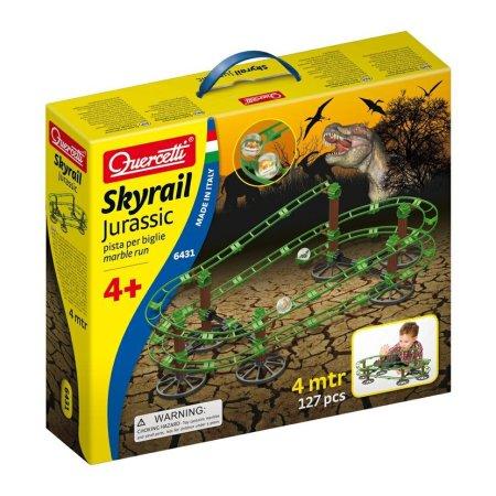 Quercetti Skyrail Jurrasic - 127 dílků