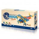 Seva Stavebnice - Mechanik Hugo staví Letadlo