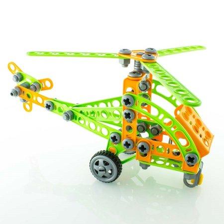 Seva Stavebnice - Mechanik Hugo staví Vrtulník