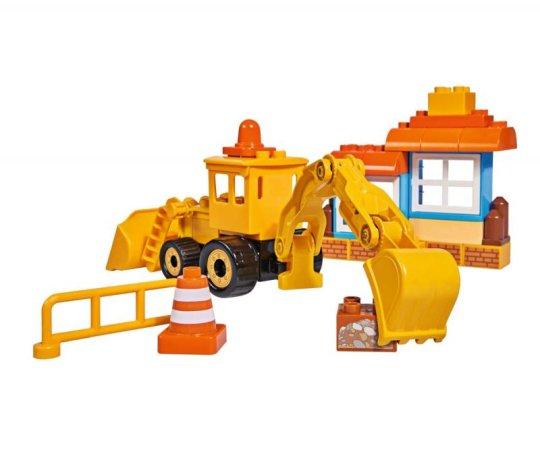 Big PlayBig Bloxx - Bořek - Béďa žlutý bagr