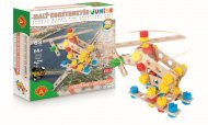 Pexi Malý konstruktér - Junior vrtulník - 68 dílků