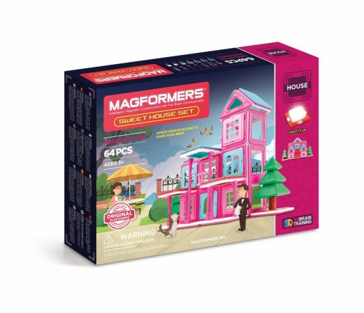 Magformers Stavebnice Magformers - Sweet House
