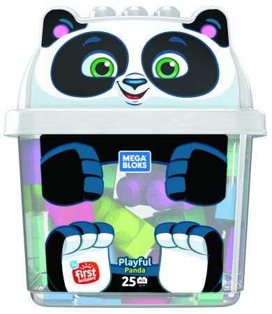 Mattel Mega Bloks - Kyblík s kostkami