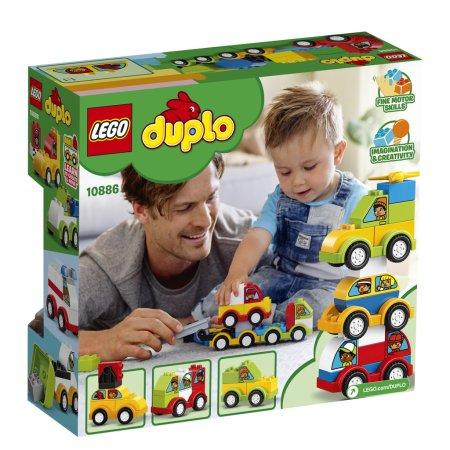 LEGO Duplo 10886 - Moje první vozidla