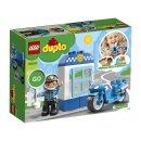 LEGO Duplo 10900 - Policejní motorka