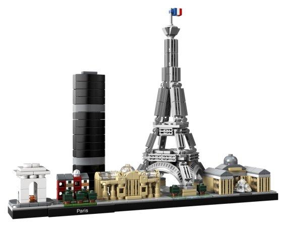 LEGO Architecture 21044 - Paříž