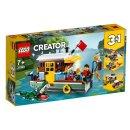 LEGO Creator 31093 - Říční hausbót 3v1
