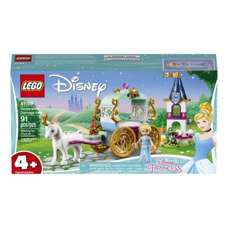 LEGO Disney Princezny 41159 - Projížďka Popelčiným kočárem