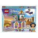 LEGO Disney Princezny 41161 - Palác dobrodružství Aladina a Jasmíny
