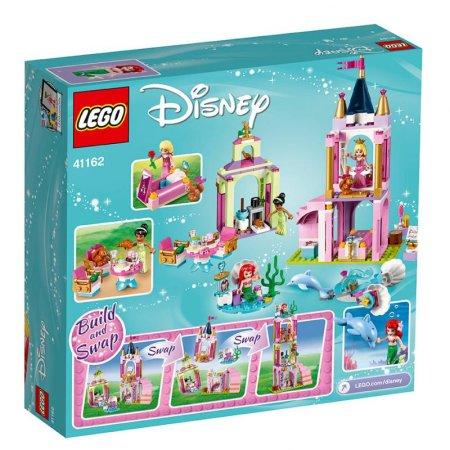 LEGO Disney Princezny 41162 - Královská oslava Ariel, Šípkové Růženky a Tiany