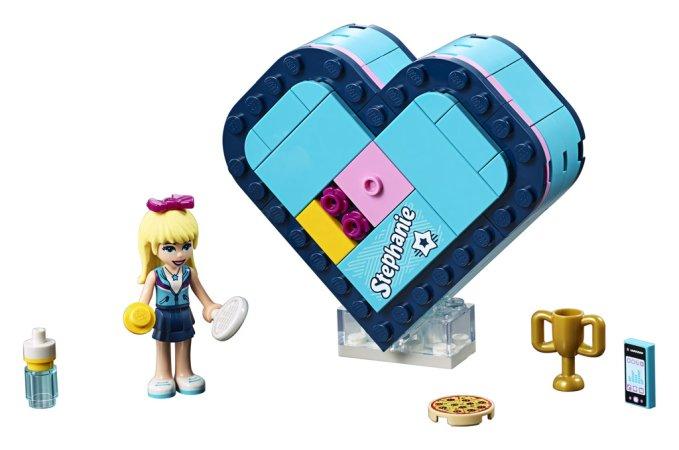 LEGO Friends 41356 - Stephanina srdcová krabička