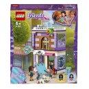 LEGO Friends 41365 - Emma a umělecké studio