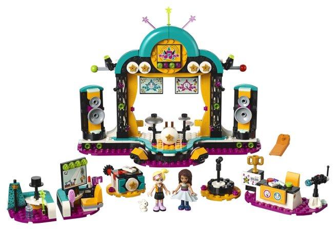 LEGO Friends 41368 - Andrea a talentová show