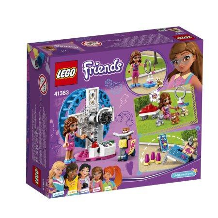 LEGO Friends 41383 - Hřiště pro Oliviiny křečky