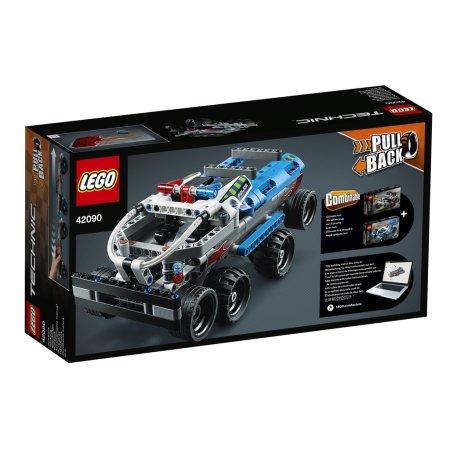 LEGO Technic 42090 - Útěk v teréňáku