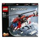 LEGO Technic 42092 - Záchranářský vrtulník