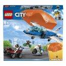 LEGO City 60208 - Zatčení zloděje s padákem