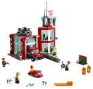 LEGO City 60215 - Hasičská stanice