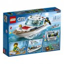 LEGO City 60221 - Potápěčská jachta