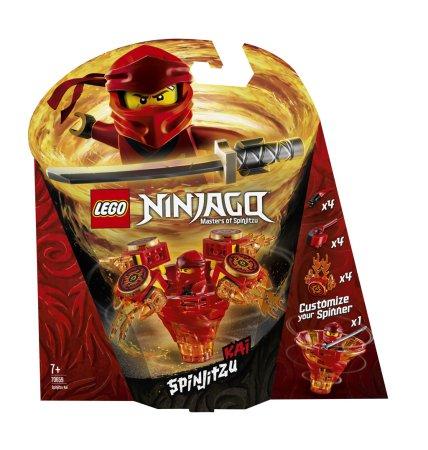 LEGO Ninjago 70659 - Spinjitzu Kai