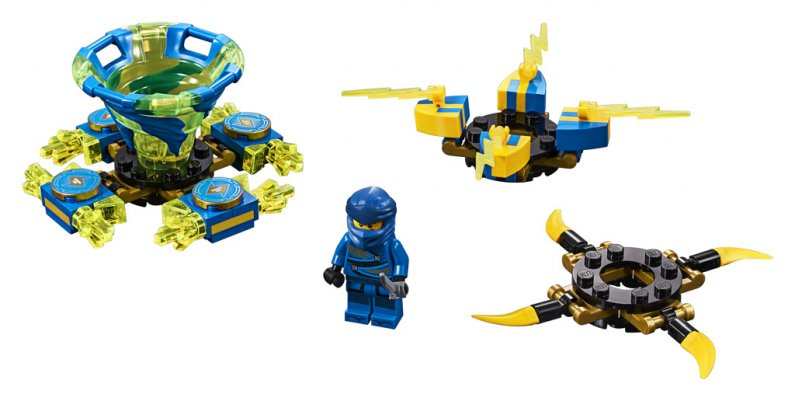 LEGO Ninjago 70660 - Spinjitzu Jay