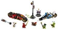 LEGO Ninjago 70667 - Kaiova motorka s čepelemi a Zaneův sněžný vůz