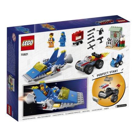 """LEGO Movie 70821 - Emmetova a Bennyho dílna """"Postav a oprav to""""! - Výprodej"""