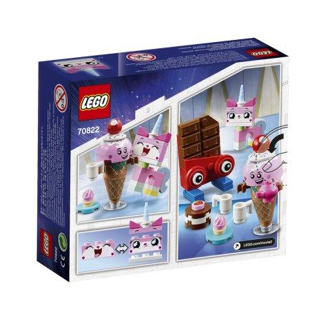 LEGO Movie 70822 - Nejroztomilejší přátelé Unikitty!