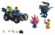 LEGO Movie 70826 - Rexův rextrémní terénní vůz!