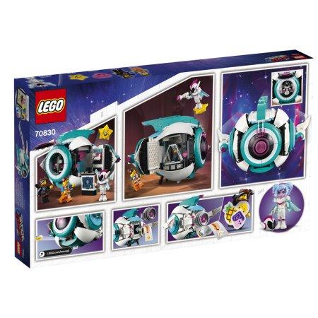 LEGO Movie 70830 - Kosmická loď Systargenerálky Mely!