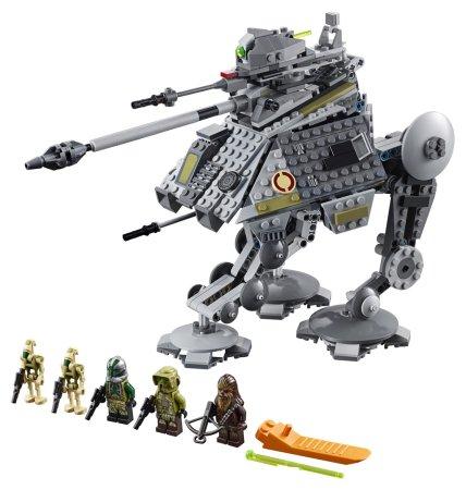 LEGO Star Wars 75234 - Útočný kráčející kolos AT-AP