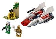 LEGO Star Wars 75247 - Povstalecká Stíhačka A-Wing