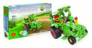 Alexander Stavebnice Malý konstruktér - Grizzly multi traktor