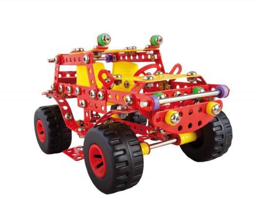 Alexander Stavebnice Malý konstruktér - Auto terénní Ranger